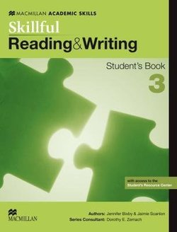 Skillful 3 (Upper Intermediate) Reading and Writing Student's Book with Internet Access Code