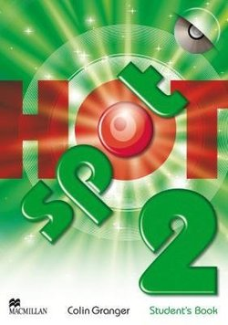 Hot Spot 2 Student Book with CD-ROM ISBN: 9780230723757