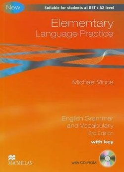 Elementary Language Practice (New Edition) with Answer Key & CD-ROM ISBN: 9780230726963