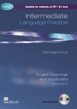 Intermediate Language Practice (New Edition) without Answer Key with CD-ROM ISBN: 9780230727021