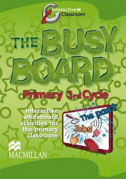 Busy Board Level 3 Interactive Whiteboard Software (IWB) CD-ROM ISBN: 9780230729872