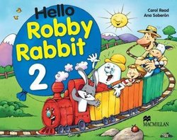 Hello Robby Rabbit 2 Pupil's Book ISBN: 9780333988664