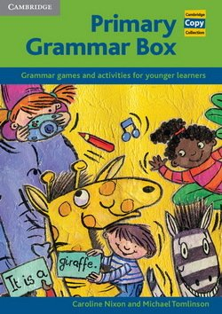 Primary Grammar Box ISBN: 9780521009638