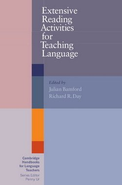 Extensive Reading Activities for Teaching Language ISBN: 9780521016513