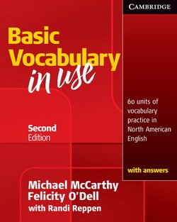 Vocabulary in Use (2nd Edition) Basic Student's Book with Answers ISBN: 9780521123679