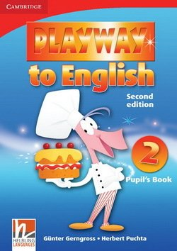 Playway to English (2nd Edition) 2 Pupil's Book ISBN: 9780521129640