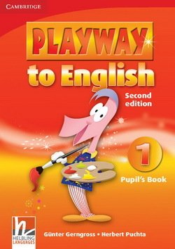 Playway to English (2nd Edition) 1 Pupil's Book ISBN: 9780521129961