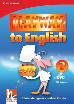Playway to English (2nd Edition) 2 DVD (NTSC) ISBN: 9780521130943