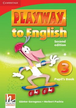 Playway to English (2nd Edition) 3 Pupil's Book ISBN: 9780521131179