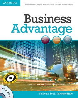 Business Advantage Intermediate Student's Book with DVD ISBN: 9780521132206