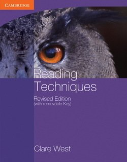 Reading Techniques (Revised Edition) with Removeable Answer Key ISBN: 9780521140706