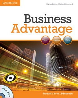 Business Advantage Advanced Student's Book with DVD ISBN: 9780521181846