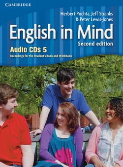 English in Mind (2nd Edition) 5 Audio CDs (4) ISBN: 9780521184595