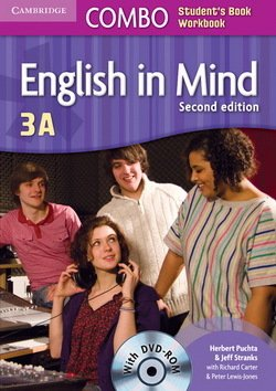 English in Mind (2nd Edition) 3 Combo 3A (Split Edition - Student's Book & Workbook) with DVD-ROM ISBN: 9780521279789