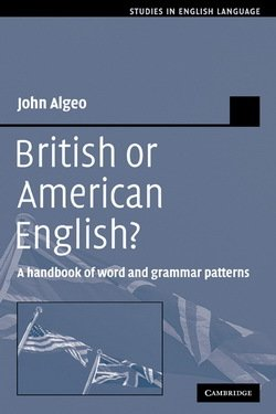 American and British English differences