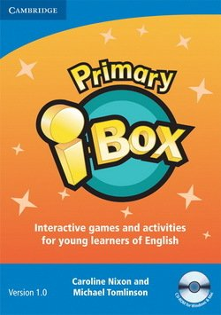 Primary i-Box Whiteboard Software (Single Classroom) ISBN: 9780521515740