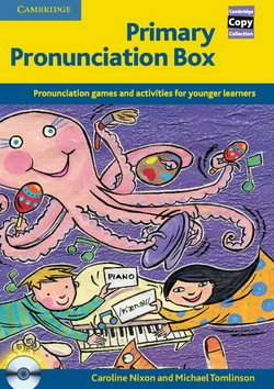 Primary Pronunciation Box Book and Audio CD Pack ISBN: 9780521545457