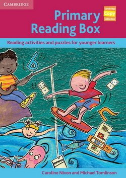 Primary Reading Box ISBN: 9780521549875