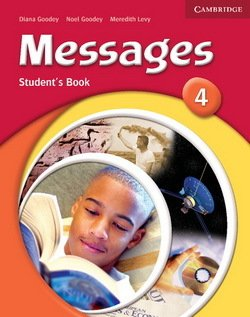Messages 4 Student's Book ISBN: 9780521614399