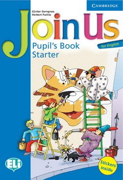 Join Us for English Starter Pupil's Book ISBN: 9780521679053