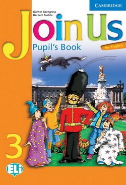 Join Us for English 3 Pupil's Book ISBN: 9780521679374