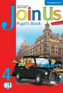 Join Us for English 4 Pupil's Book ISBN: 9780521679473