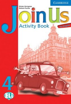 Join Us for English 4 Activity Book ISBN: 9780521679480