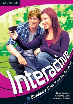 Interactive 4 Student's Book with Web Zone Access ISBN: 9780521712248