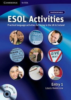 ESOL Activities Entry 1 ISBN: 9780521712385