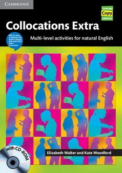 Collocations Extra Book with CD-ROM ISBN: 9780521745222
