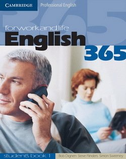 English 365 Level 1 Student's Book ISBN: 9780521753623