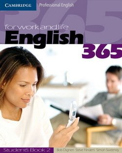English 365 Level 2 Student's Book ISBN: 9780521753678