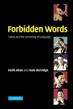 Forbidden Words (Hardback) ISBN: 9780521819602
