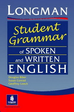 The Longman Student Grammar of Spoken and Written English (Paperback) ISBN: 9780582237261