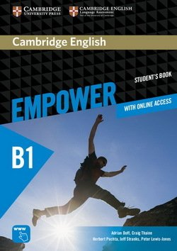 Cambridge English Empower Pre-Intermediate Student's Book with Online Assessment & Practice, & Online Workbook ISBN: 9781107466524
