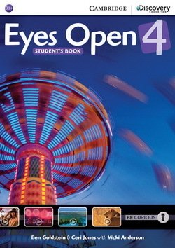Eyes Open 4 Student's Book ISBN: 9781107467804