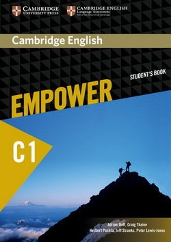Cambridge English Empower Advanced C1 Student's Book