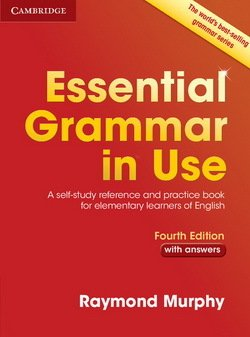 Essential Grammar in Use (4th Edition) Book with Answers ISBN: 9781107480551