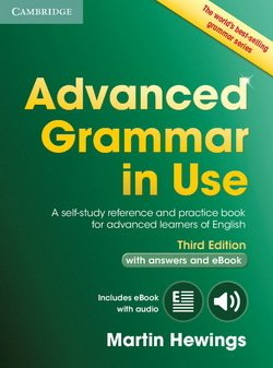 Advanced Grammar in Use (3rd Edition) with Answers & Interactive eBook ISBN: 9781107539303