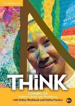 Think 3 Combo A (Split Edition - Student's Book & Workbook) with Online Workbook & Online Practice ISBN: 9781107563490
