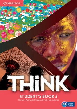 Think 5 Student's Book ISBN: 9781107574700