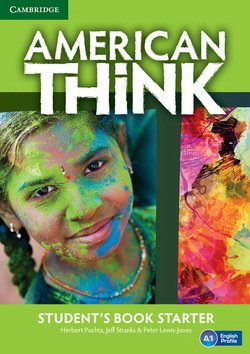 American Think Starter Student's Book ISBN: 9781107598195