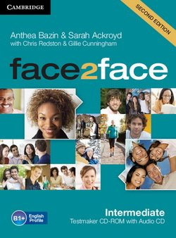 face2face (2nd Edition) Intermediate Testmaker CD-ROM & Audio CD ISBN: 9781107609969