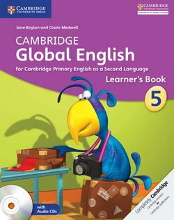 Cambridge Global English Stage 5 Learners Book ISBN: 9781107619814