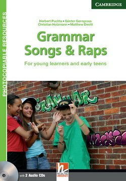 Grammar Songs & Raps with Audio CD ISBN: 9781107625181