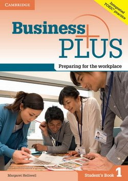 Business Plus 1 Student's Book ISBN: 9781107640689