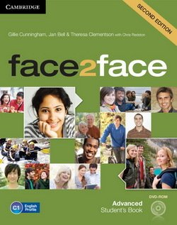 face2face (2nd Edition) Advanced Student's Book with DVD-ROM ISBN: 9781107679344