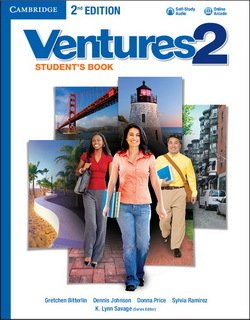 Ventures (2nd Edition) 2 Student's Book with Audio CD ISBN: 9781107687226