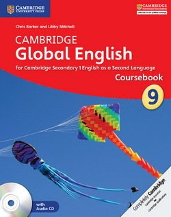 Cambridge Global English Stage 9 (Secondary) Coursebook with Audio CD ISBN: 9781107689732