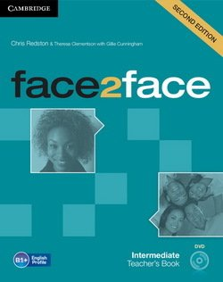 face2face (2nd Edition) Intermediate Teacher's Book with DVD ISBN: 9781107694743